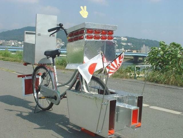 Japanese pimped bicycles (28 pics)