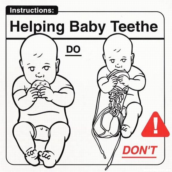 Oldie of the Day. Child Care Instructions (28 pics