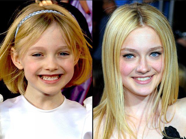 Famous Children Then And Now (46 Pics)  Izismilecom