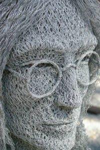 Chicken Wire Art (13 pics) - Izismile.com