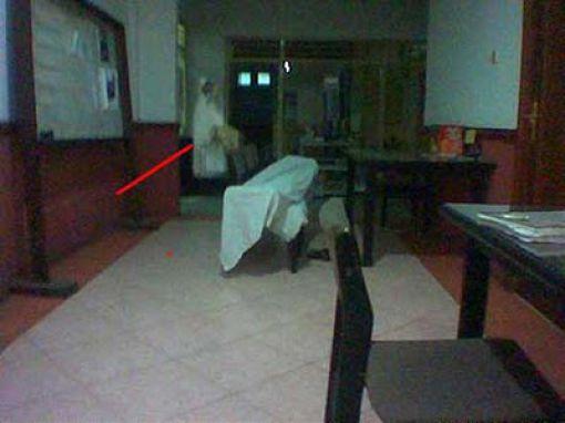 Ghosts Captured on Camera