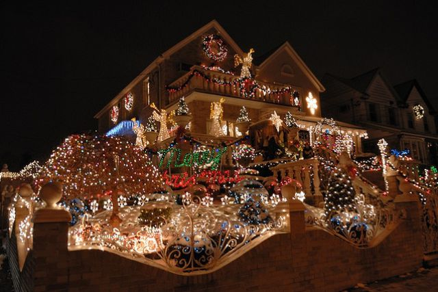 Tacky Christmas Decorations 42 Pics