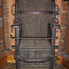 Hang Around Chair Cover High Small Spaces Tilted Tens: Torture Devices Through The Ages (10 Pics) - Izismile.com