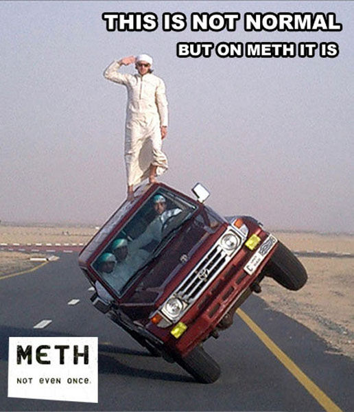 Funny Head Meth Quotes