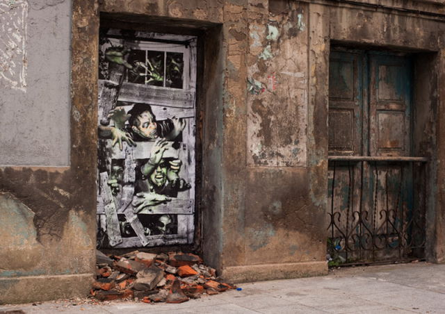 The Best Street Art Works of 2011