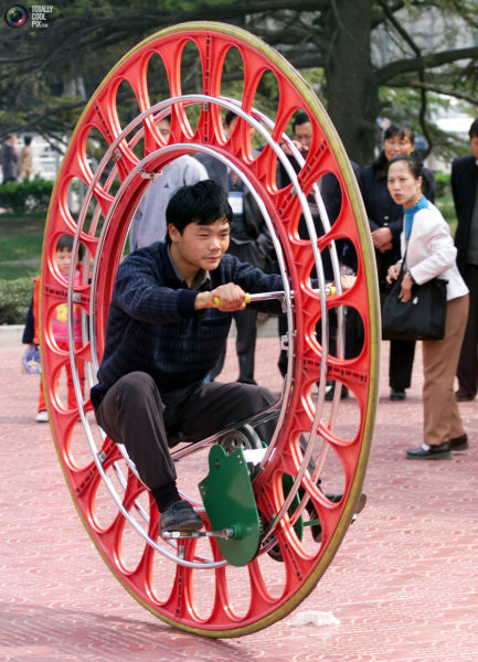 Weird Inventions Made by the Chinese 17 pics  Izismilecom
