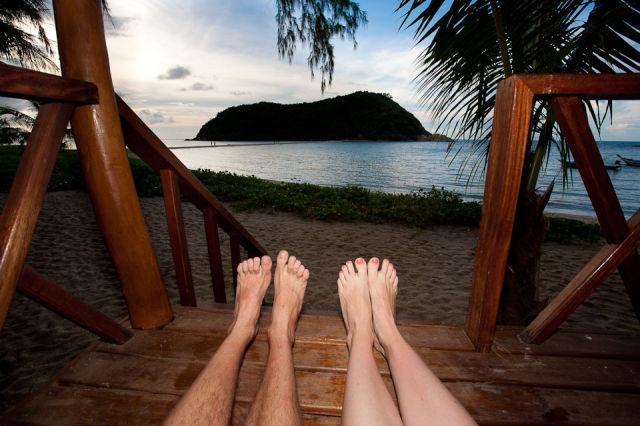 Feet That Enjoy Travelling