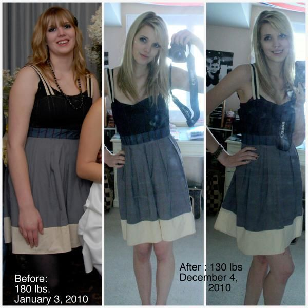 Once Chubby, Now Thin. Part 2