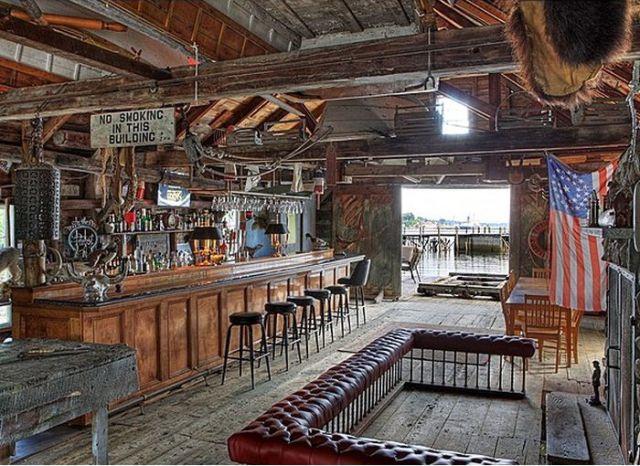 Lodge Themed Decor