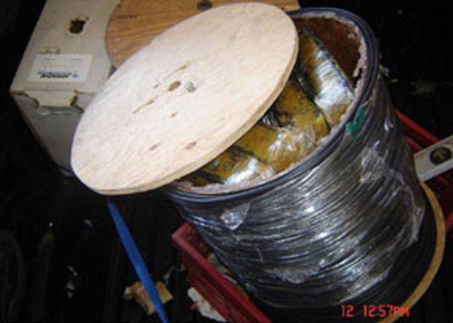 Oddest Drug Smuggling Attempts 43 pics  Picture 23