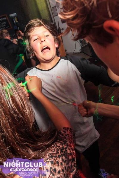 Kids Run Wild at All Ages Night Clubs 29 pics  Picture