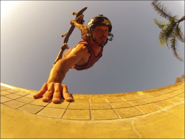 Incredible Perspective Shots Of Extreme Sports! (22 Pics
