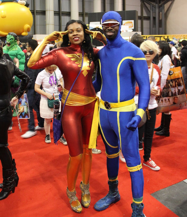 New York Comicon A Time For Cosplay 69 Pics