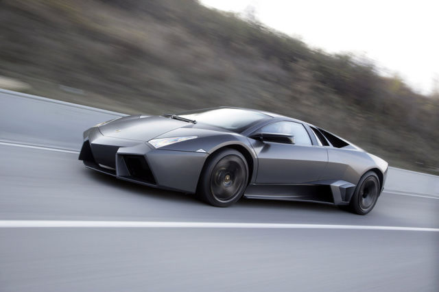 The World's Top 10 Most Expensive Cars for 2012-2013