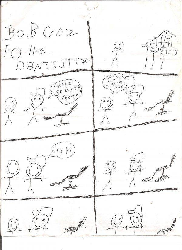 Kids Drawings That Will Make You Laugh (27 pics