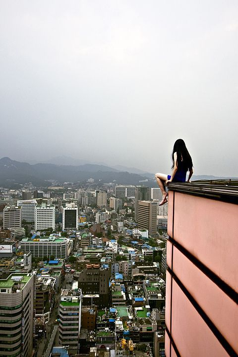 Korean Girl Lives Life on the Edge