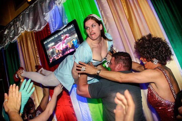 Crazy OutofControl Hen and Stag Parties 50 pics  Izismilecom