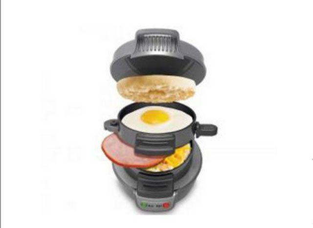 Ultimate breakfast sandwich combo maker