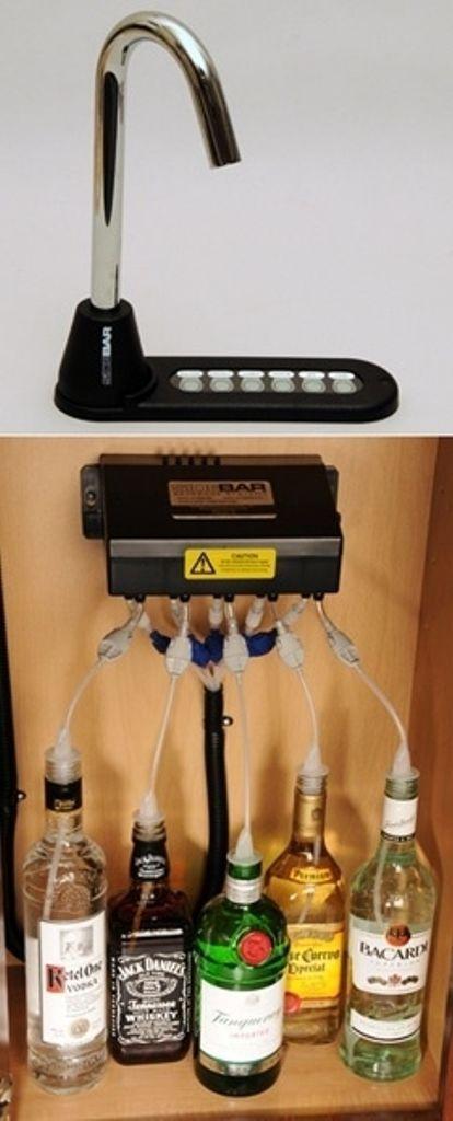 Multiple Liquor Dispenser