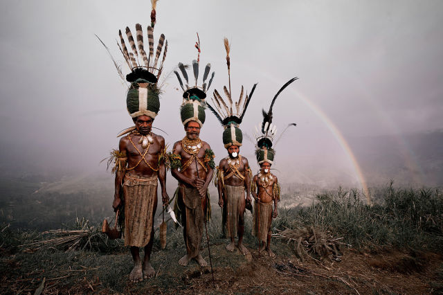 Portraits of the World's Last Ancient Tribes (18 pics ...