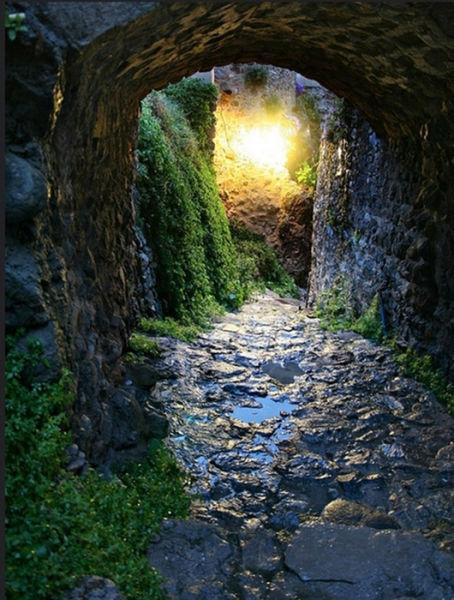 A Hidden Little Village in Greece 27 pics  Izismilecom