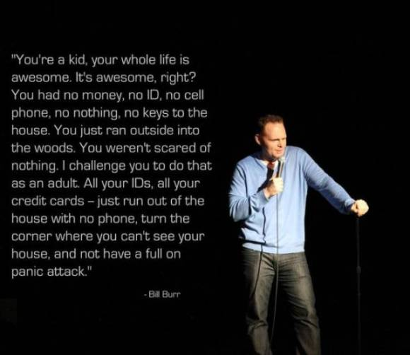 Bill Burr's Jokes Are Both Hilarious and Surprisingly Profound