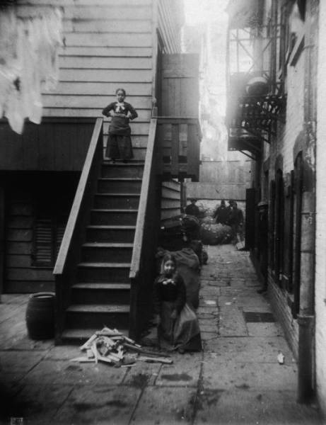The Slums Of New York In 1890s 27 Pics