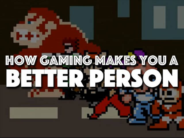 Some Surprising Benefits Of Gaming You Didn