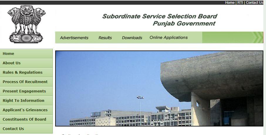 PSSSB Clerk Recruitment 2021: Apply Online @sssb.punjab.gov.in