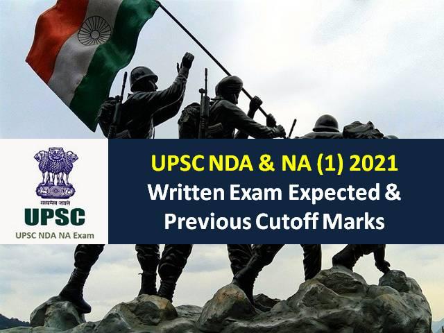 Check Expected Cutoff for NDA 2021 Exam alongwith Previous Cutoff Marks