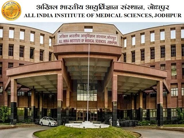 AIIMS Jodhpur recruitment 2021 for 30 Junior Resident Posts, Apply @aiimsjodhpur.edu.in