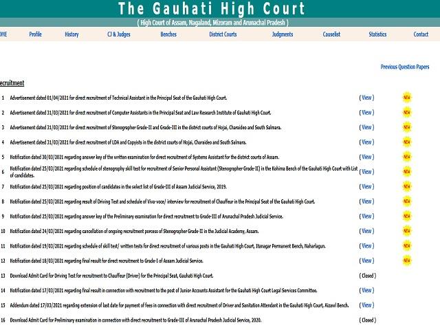 High court of Guahati