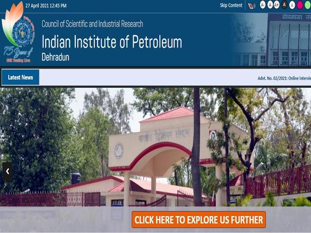 IIP Dehradun image