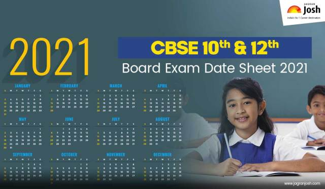 CBSE 10th & 12th Board Exam Date Sheet 2021: 2 February