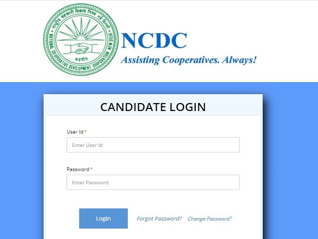Exam for Jr Assistant and Other Posts on 26 and 27 June, Download Notice @ncdc.in