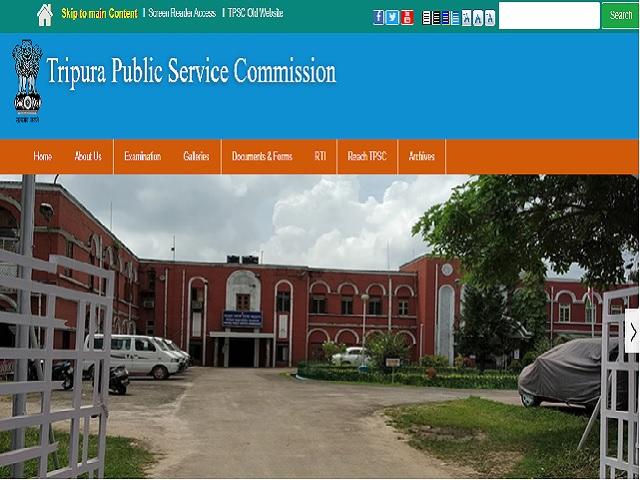 Last Date Extended for 164 Jr Medical Officer Posts, Apply Online @tpsc.tripura.gov.in