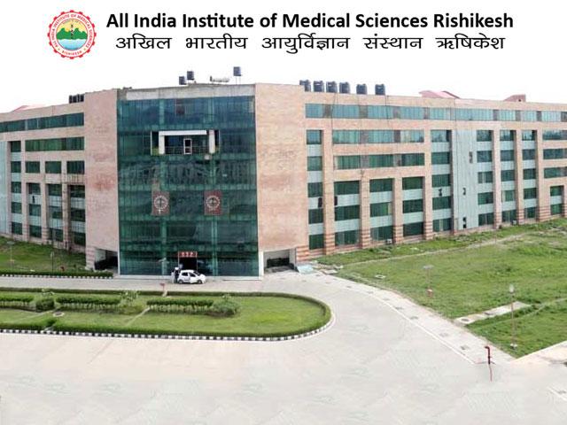 AIIMS Rishikesh img1