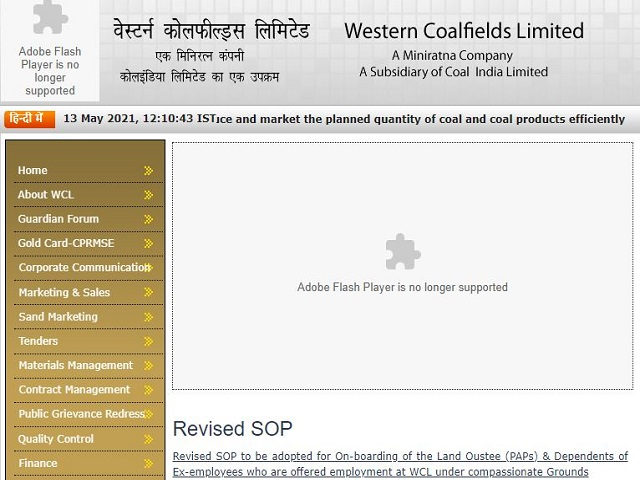 Western Coalfield WCL Recruitment 2021 for Staff Nurse Trainee Posts, Download Notification @westerncoal.in