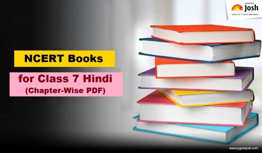 class7 hindi ncert books