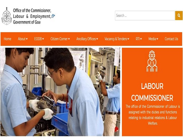 Labour and Employment Department Recruitment 2021 for MTS, Jr Steno, LDC, Staff Nurse and Pharmacist Posts