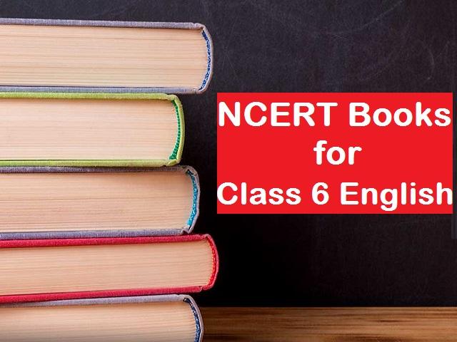 class6 english ncert book