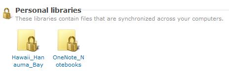 Define FolderShare Shared Folders