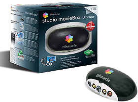 FireWire over USB using Pinnacle Studio MovieBox