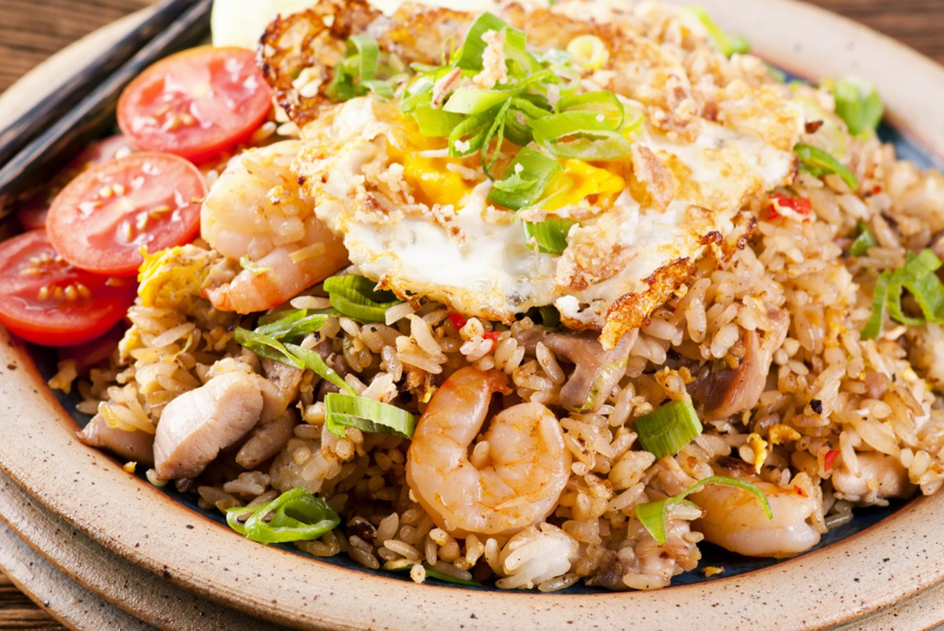 Most delicious nasi goreng gila in Jakarta  Food  The
