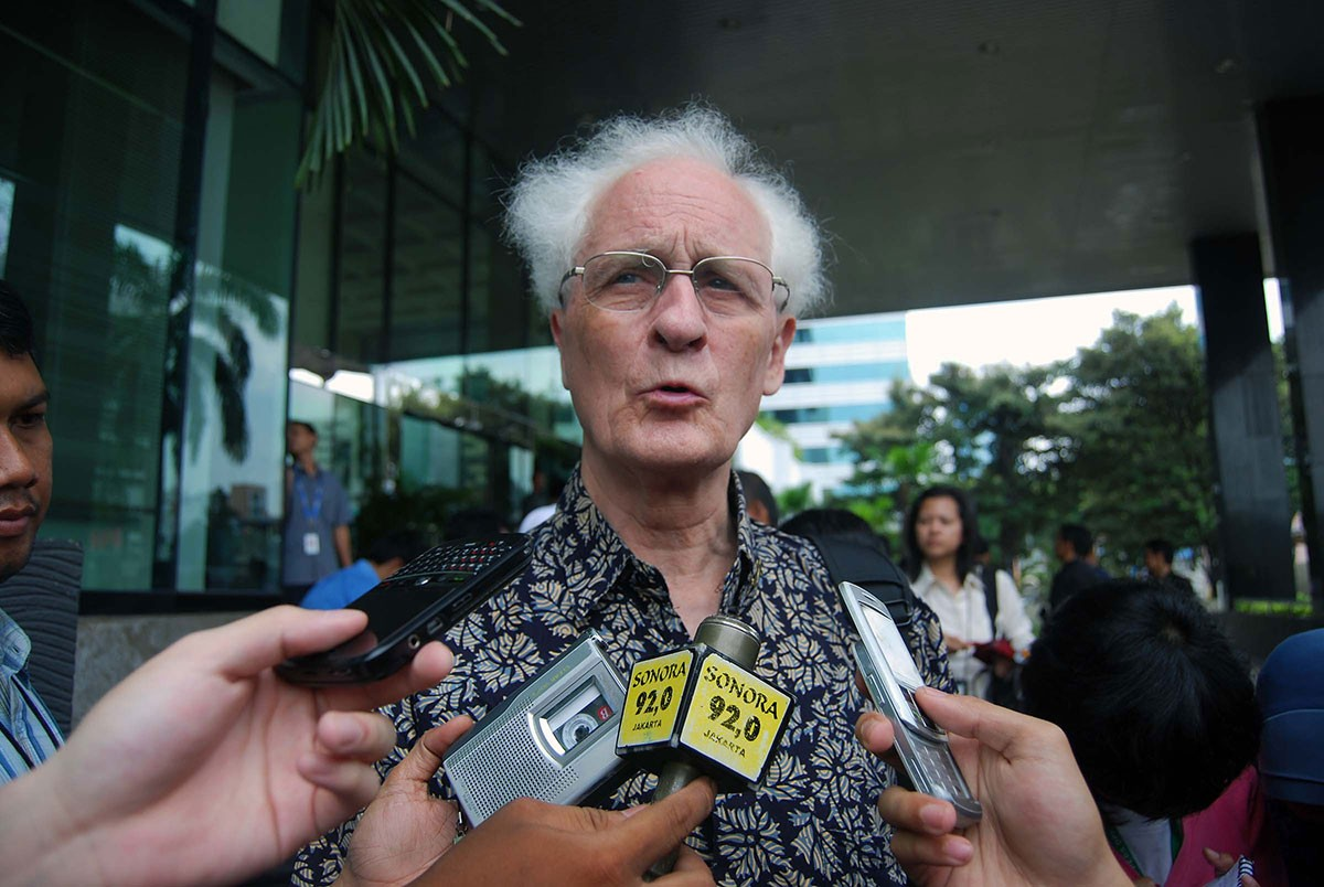 Jesuit priest rues 'Ananda walkout' during Governor's