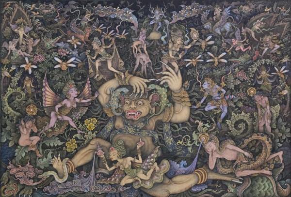 Ready Larasati' Auction Of Traditional Contemporary In Bali - Art & Culture