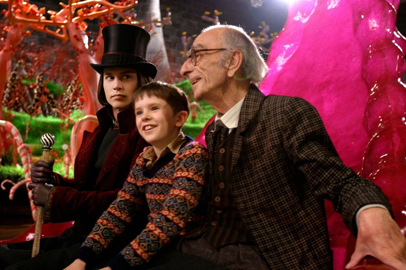 Charlie And The Chocolate Factory Hero Was Black Boy