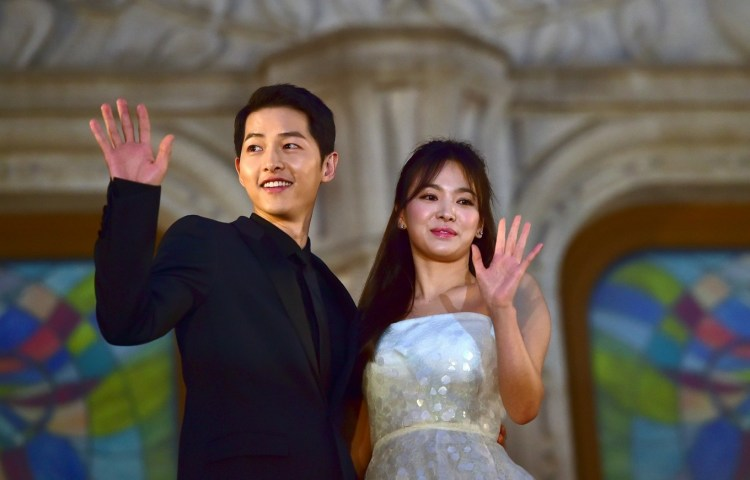 Image result for song joong ki song hye kyo