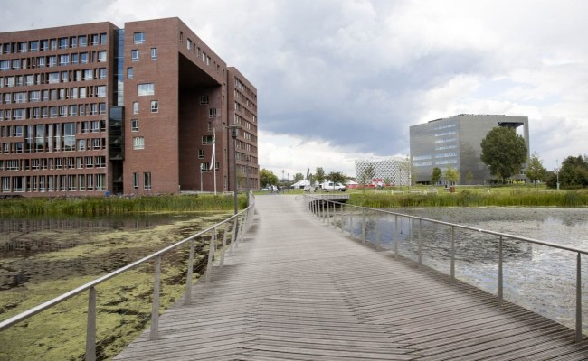 Wageningen University Ranked World S Greenest Campus Ui
