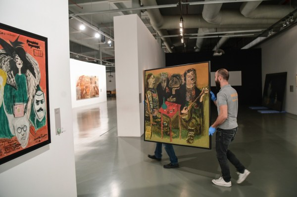 Famed Istanbul Modern Art Museum Enters Era - & Culture Jakarta Post